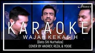 Wajah Kekasih Datuk Siti Nurhaliza Cover by ANDREY REZA YOGIE KARAOKE VERSION