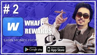 Earn Money from the Internet with Whaff Rewards