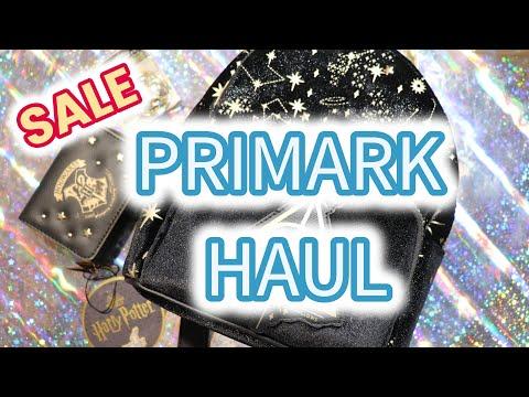 PRIMARK Sale Haul Harry Potter Cinderella Nagellack und Krims Krams - Einfach Perfekt, Unperfekt
