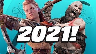 11 Biggest PS5 Games Coming In 2021