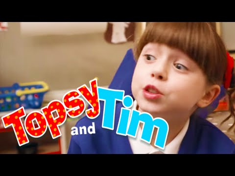 Topsy & Tim 229 - FIRST DAY | Topsy and Tim Full Episodes