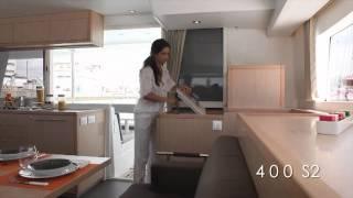Bareboat Catamaran Yacht Charter - Lagoon 400 Phuket Thailand
