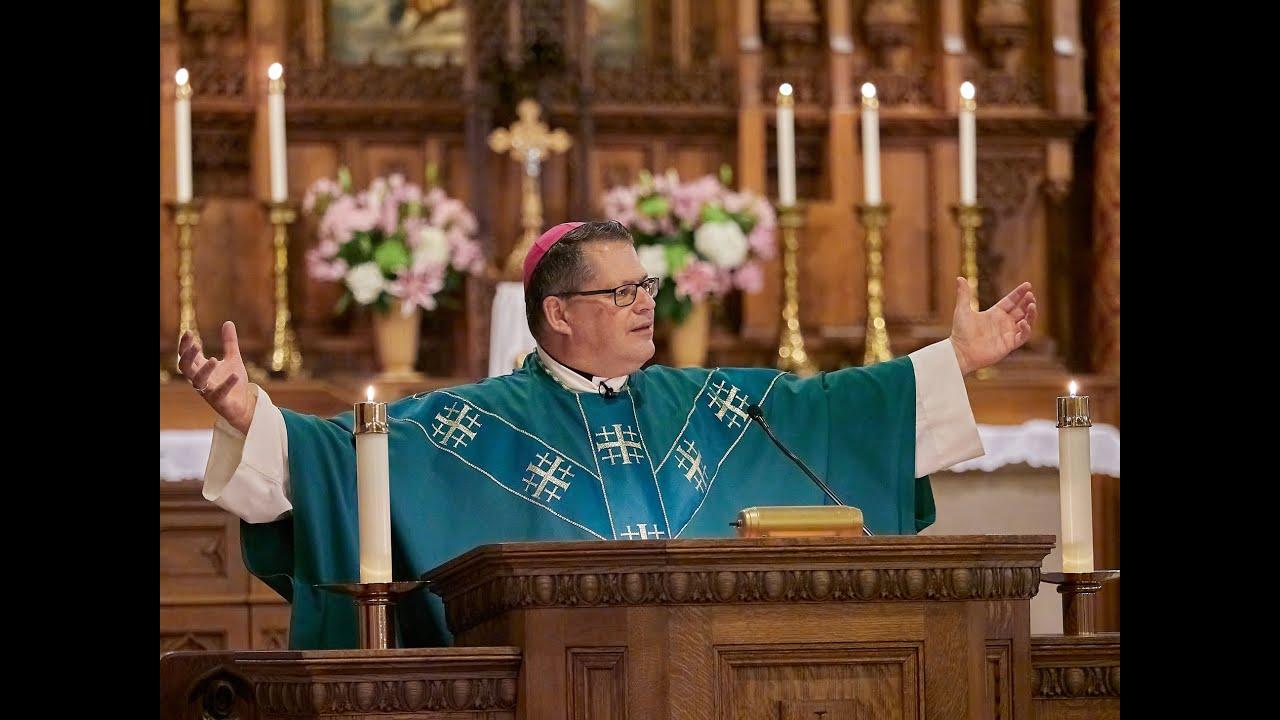 Bishop Lucia's 1 year anniversary