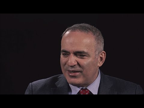 Garry Kasparov on Chess and Politics in Soviet Russia