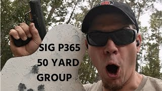 Sig P365 Micro 9mm Quick Review!