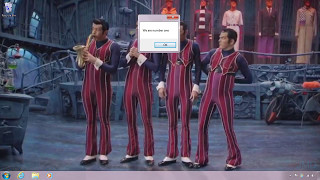 We are Number One but it's windows crazy error mp3