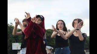 K-POP IN PUBLIC OR RUSSIAN FANS