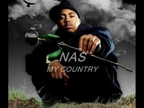 Nas - My Country