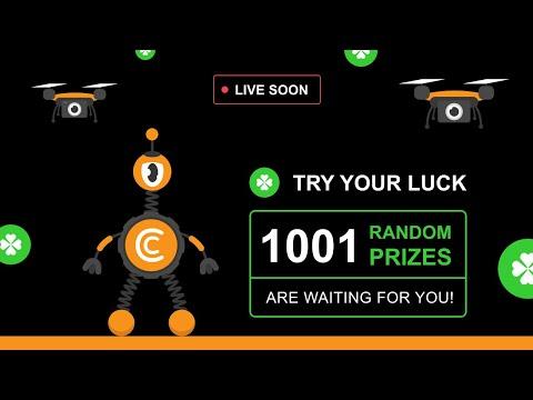 CryptoTab – 1001 Prizes Giveaway Stream – Summer 2021