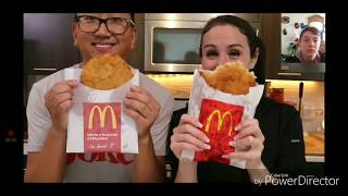 mcdonald's hash browns video