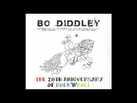 Bo Diddley - The 20th Anniversary of Rock'N'Roll [2014] - Full Album