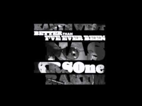 DJ Premier, Rakim, Nas & KRS One -