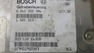 Блок управления АКПП бмв 7 серии 1422181