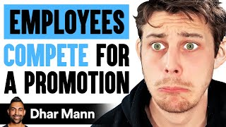 Two Employees Compete For Promotion, What Happens In The End Is Shocking | Dhar Mann