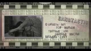 "[BNMEnt] Bangtastic: ""BIGBANG - Lies"" [Acoustic]"