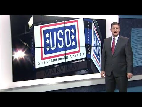 Military spouses rewarded with Night Out | USO Jacksonville