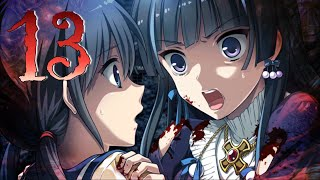Corpse Party : Blood Drive - Burning for you ! | Episode 13 - Let's Play FR