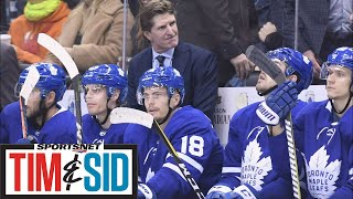 Mike Babcock Discusses Alex Ovechkin's Comments, Zach Hyman's Return And More   Tim and Sid