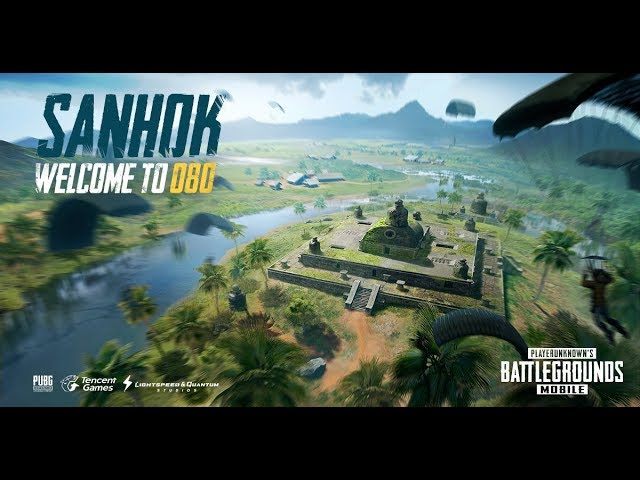 Pubg Mobile 0 8 0 Update Brings Sanhok Map New Weapons And Vehicles