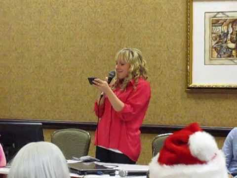 Andrea Libman reading the Raven as Pinky Pie