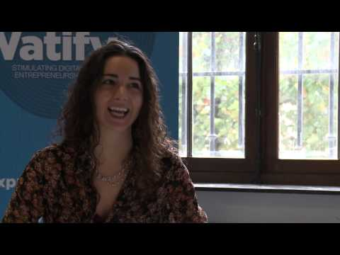 Watify interview with Roxanne Varza from Girls in Tech and Tech.eu