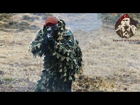 Kamuflajlı Bordo Bereli Operasyonu Hikayesi