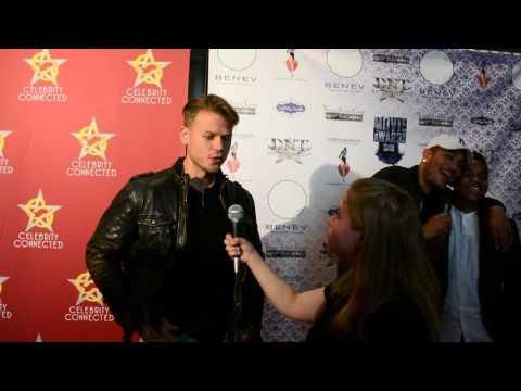 Gossip Girl's Aaron Schwartz  at Celebrity Connected MTV Movie Awards Gifting Suite