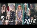 2018 EMO SUMMER OUTFITS FT. POSHMARK