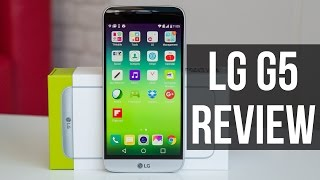 LG G5 Review(Life's good when you play, LG says, and we can't, in good conscience, disagree. But when it comes to designing smartphones, playfulness is but an extra., 2016-04-07T18:14:08.000Z)