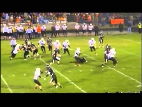 AARON GINTHER 47 2012 highlight video