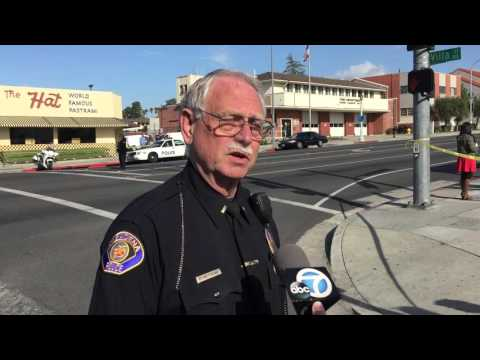 Pasadena PD Discussed the traffic accident - Speed a major factor in the fatalities