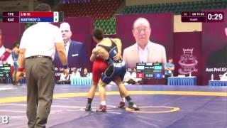DOSZHAN KARTIKOV (Road to Rio 2016) KAZAKHSTAN Greco-Roman Wrestling  by BAIZHANfilm