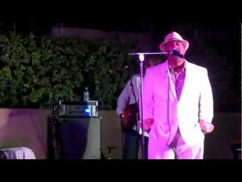 Kirk Whalum Performs My One and Only Love  at South Coast Winery