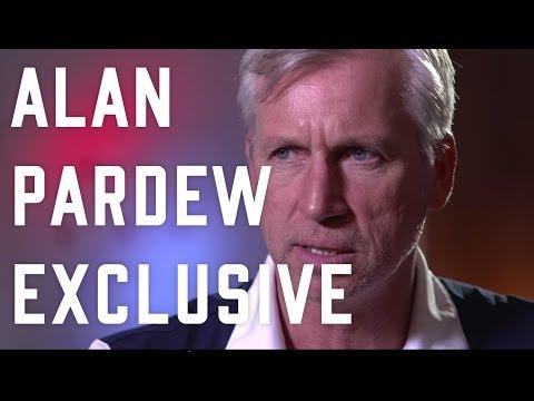 ALAN PARDEW EXCLUSIVE INTERVIEW