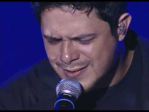 Alejandro Sanz - Lo ves? [Piano y voz] (En directo Vicente Caldern)