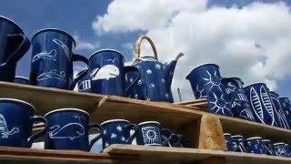 Ярмарка Восхитительной Керамики в Чехии(Восхитительная керамика ручной работы была представлена на ярмарке в чешском городе Бероун. Многообразие..., 2016-05-09T11:24:17.000Z)