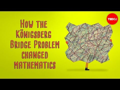 How the Königsberg bridge problem changed mathematics - Dan Van der Vieren