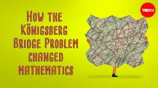 How the Königsberg bridge problem changed mathematics - Dan Van der Vieren