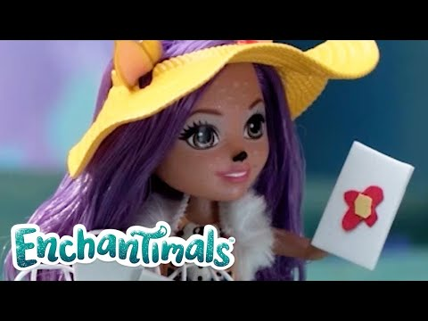 Enchantimals Français Bree Bunny Le Lapin Dessins