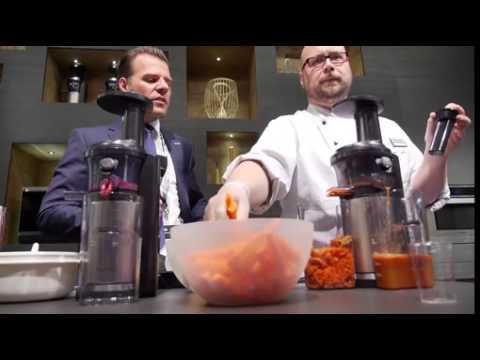 Panasonic zeigt Vollsortiment im Bereich Küche auf der Panasonic Convention