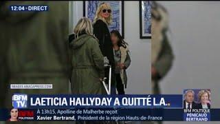 Pourquoi Laeticia Hallyday a quitté Los Angeles