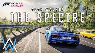 Alan Walker - The Spectre (Vocal version) [Forza Horizon 3 Music Video]