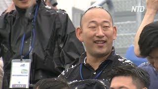 Распыление искусственного снега: в Токио ищут способы охладиться во время Олимпиады
