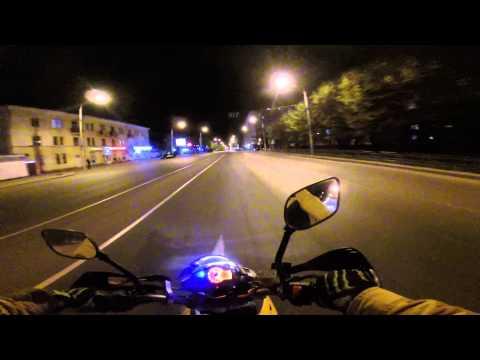 Megelli motard 125 m