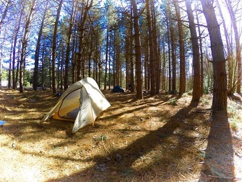 Big Agnes Fly Creek UL1 Backpacking Tent