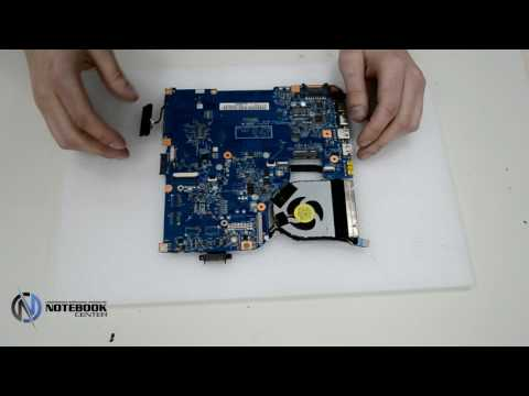 Acer Aspire V5-431p - Disassembly and cleaning