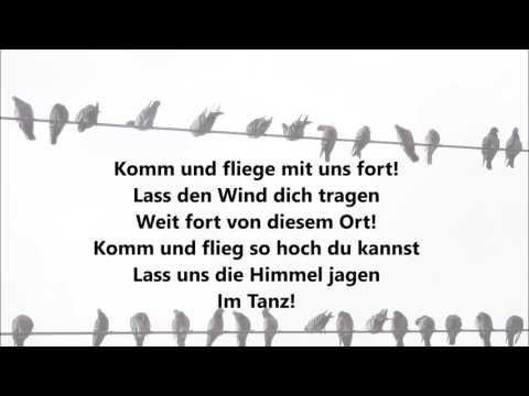 Faun - Federkleid Lyrics