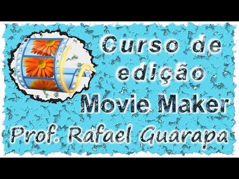Vídeo Aula de Movie Maker - Curso de Windows Live Movie Maker / TV Guarapa