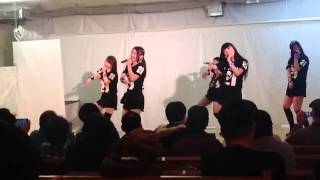 MAVERICK(マーベリック) MC→「Trembling Lip」 2016/2/28 イオン狭山...