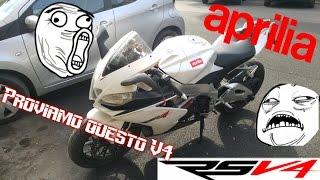 TEST Aprilia RSV4 / Una moto Fantastica!